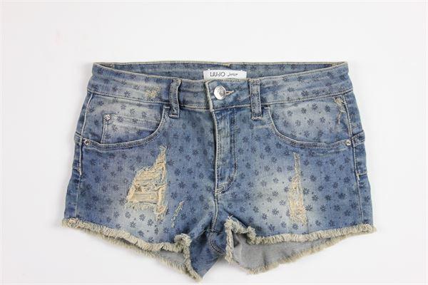 LIU JO | shorts | G17162D4136DENIM