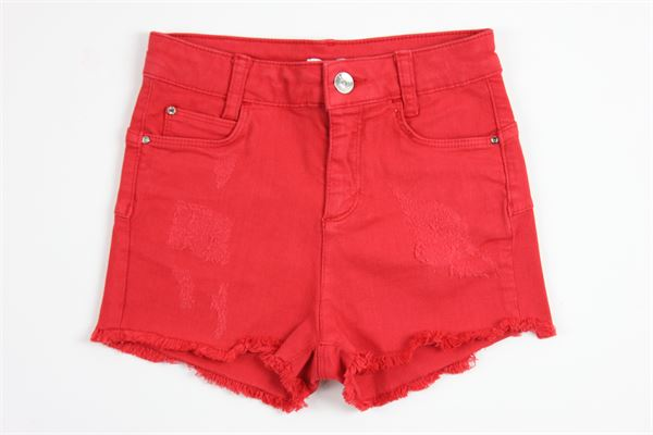 LIU JO | shorts | G18165T8630RED