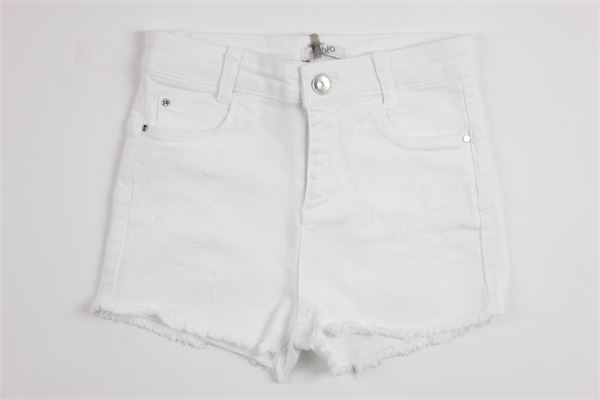 LIU JO | shorts | G18165T8630WHITE