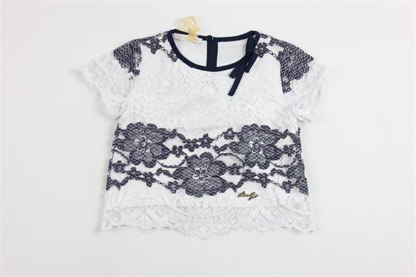 LIU JO | t_shirt | K17037J7875WHITE