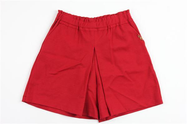 LIU JO | shorts | K18035J9248RED