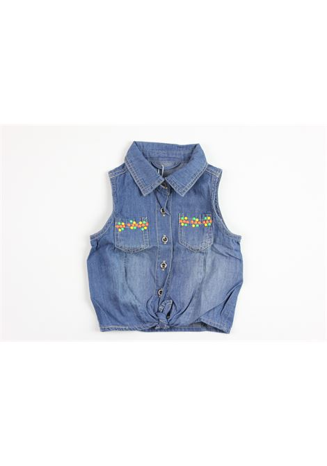 LOSAN | shirt | 416-3004ADDENIM