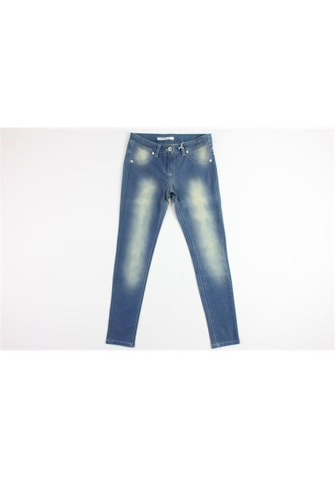 Lulu | pants | 05HI1023660DENIM