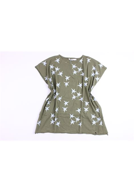 Lulu | t_shirt | 23HI4345418GREEN