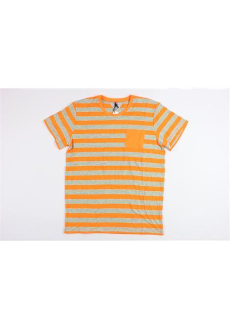 MACCHIAJ | t_shirt | TKSTRITMJRN5344OREANGE