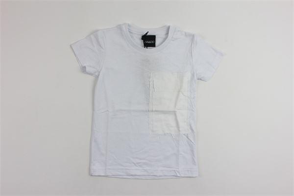 MADD | t_shirt | B719WHITE