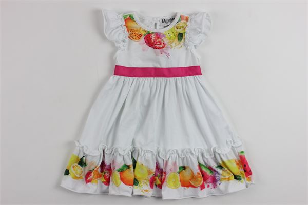 MAELIE | Dress | 10231WHITE