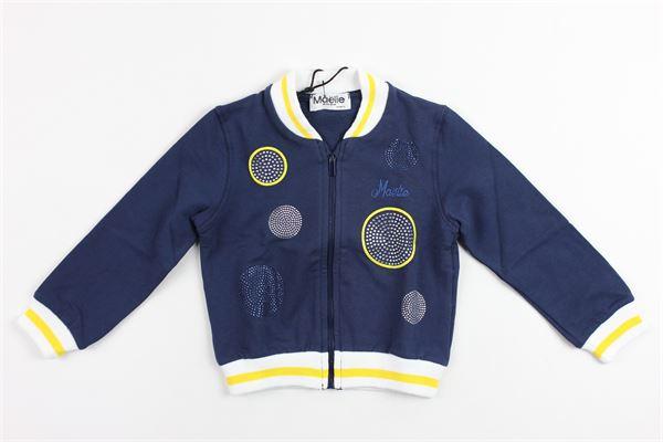 MAELIE | sweatshirt | 9598BLUE