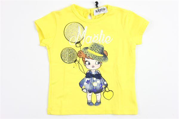 MAELIE | t_shirt | 9990YELLOW