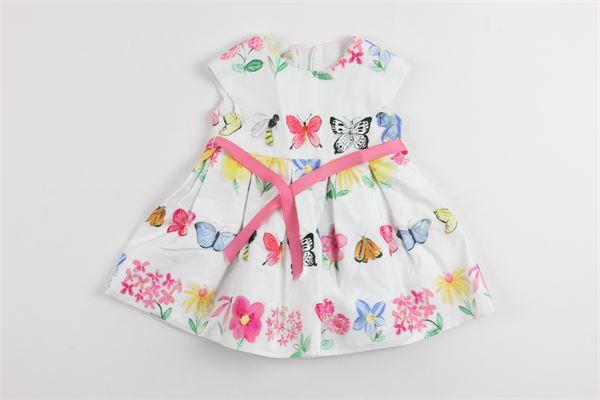 ELSY GIRL | Dress | OT22WHITE