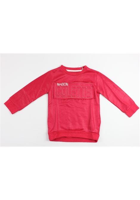 MAISON COLETTE   sweatshirt   B169RED