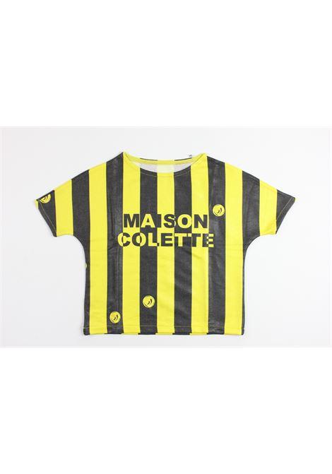 MAISON COLETTE   sweatshirt   B174BLACK