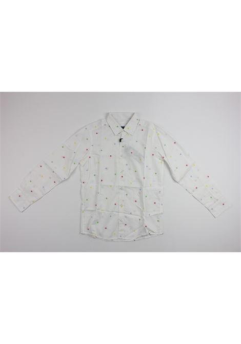 MANUEL & FRANK | shirt | M2157/FWHITE