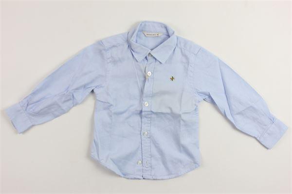 MANUEL RITZ | shirt | MR0005BLUSKY