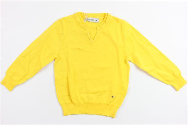 MANUEL RITZ | shirt | MR0202YELLOW