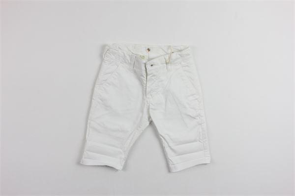 MANUEL RITZ | pants | MR0222WHITE