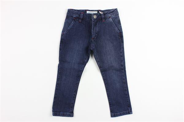 MANUEL RITZ | pants | MR0270DENIM