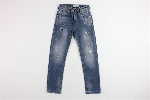 MANUEL RITZ | pants | MR0295DENIM