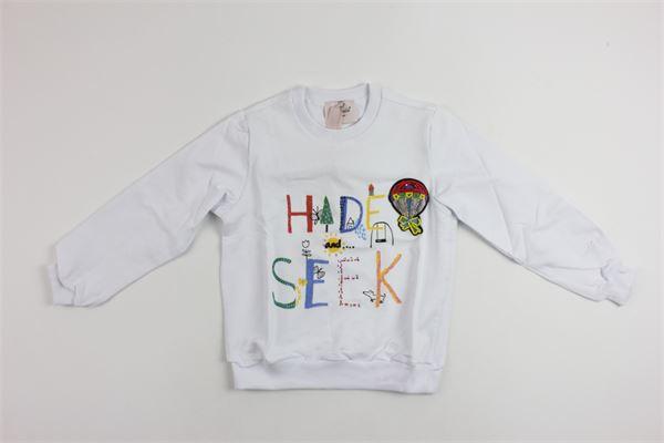 MARIUCCIA | sweatshirt | MMBPE18/F39WHITE