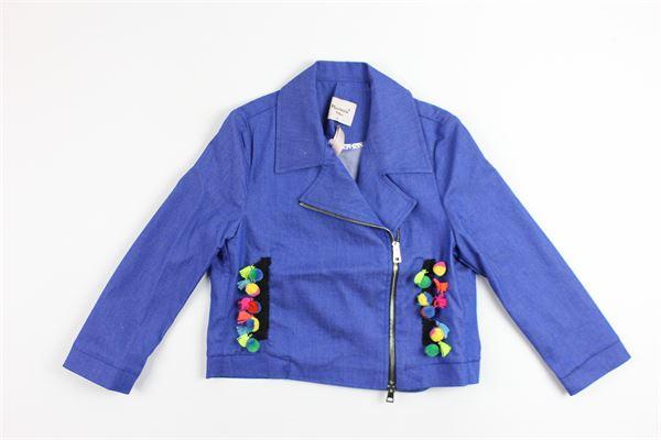 MARIUCCIA | jacket | MMBPE18/J16BLUE