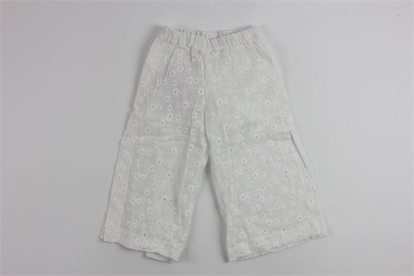 MARIUCCIA | pants | MMBPE18/P08WHITE