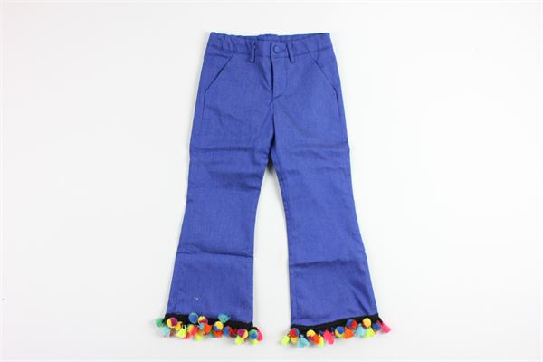 MARIUCCIA | pants | MMBPE18/P14BLUE