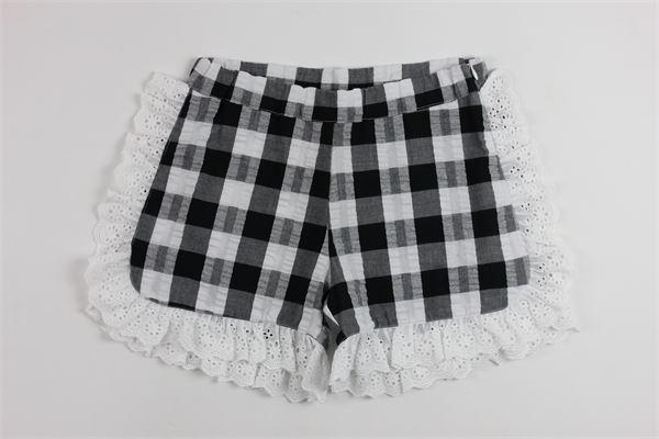 MARIUCCIA | shorts | MMBPE18/S02ABLACK