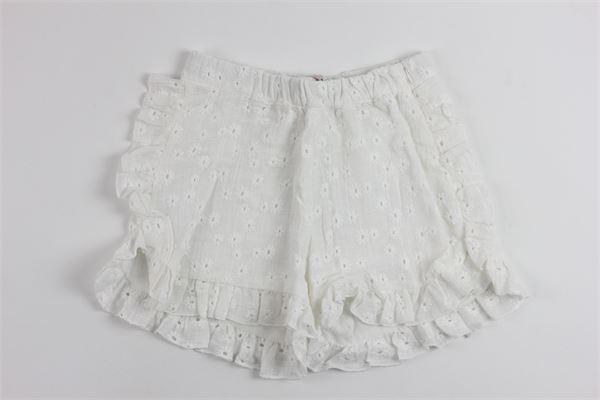 MARIUCCIA | shorts | MMBPE18/S02BWHITE