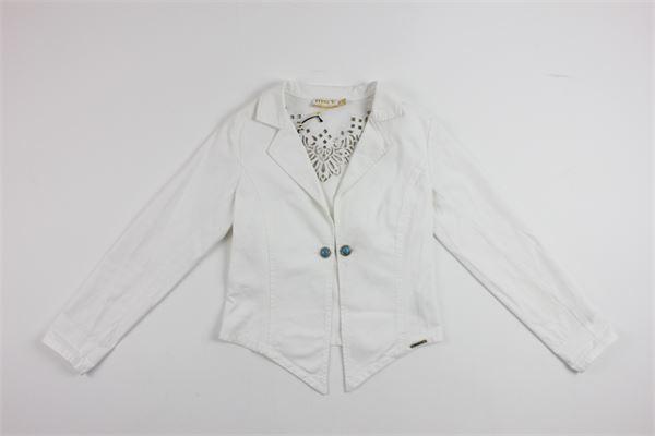 MET | jacket | 16GGA0102BIANCO
