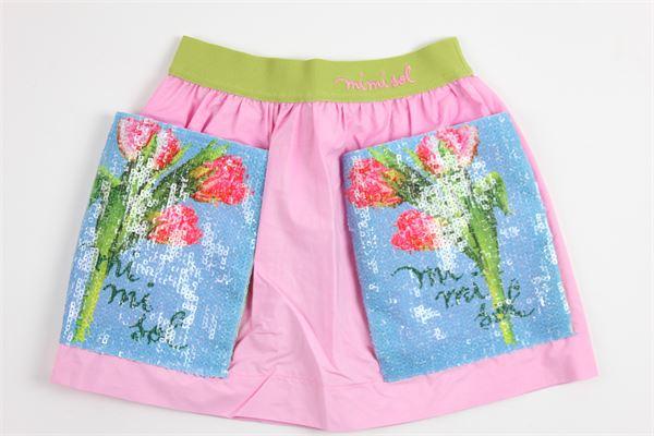MIMISOL | skirt | 18EMF315STFANTASY