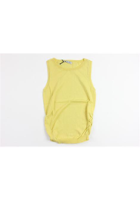 MIMISOL | shirt | MNFMA1160001YELLOW