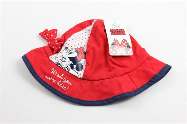 MINNIE MOUSE | hat | WD6474RED