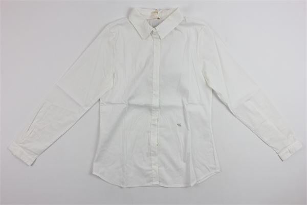 MISS GRANT | shirt | 8699WHITE