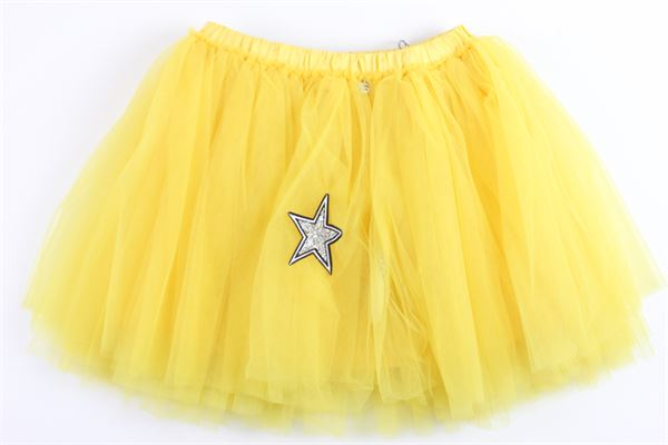 MISS GRANT | skirt | 8703YELLOW