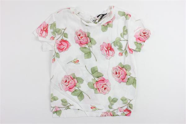MONNALISA | shirt | 119622WHITE