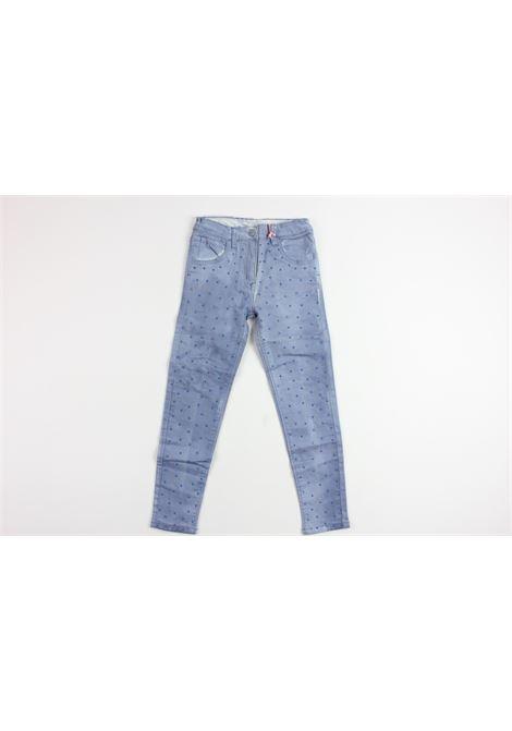 MONNALISA | pants | 5017BLUSKY