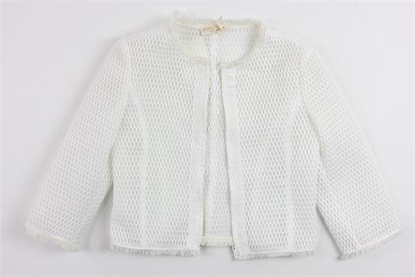 MONNALISA | jacket | 719105WHITE
