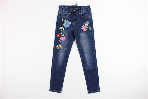MONNALISA | pants | 9046DENIM