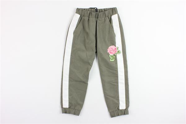 MONNALISA | pants | 9055VERDE MILITARE