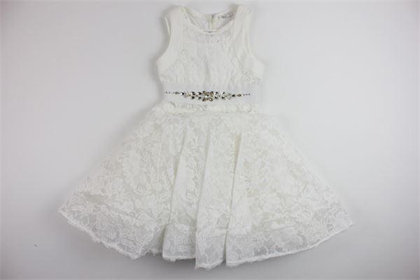 MONNALISA | Dress | 9966778WHITE