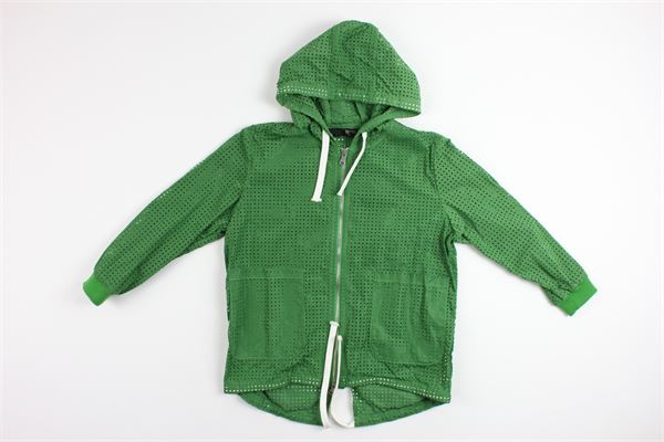 N°21 | jacket | 07XY6406695GREEN