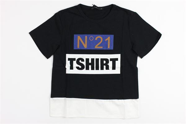 N°21 | t_shirt | 07XY7035448BLACK 2