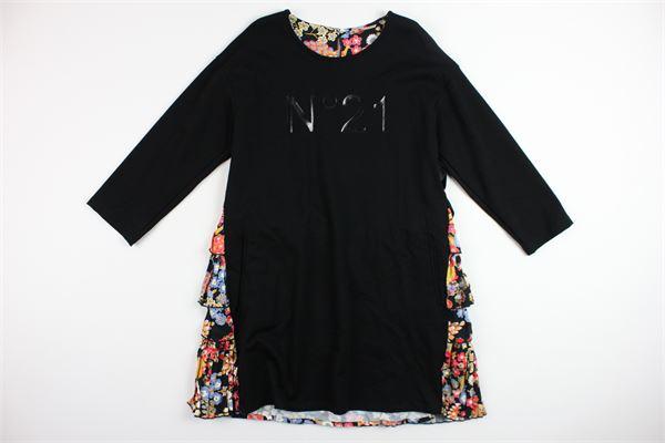 N°21 | Dress | 27X4246590BLACK