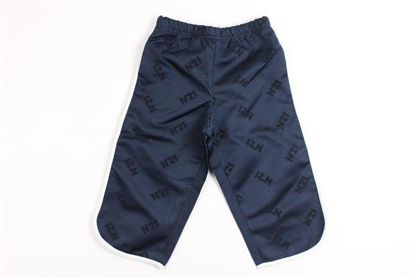 N°21 | pants | 27XK1076463BLUE