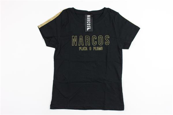 NARCOS | t_shirt | NK201BLACK
