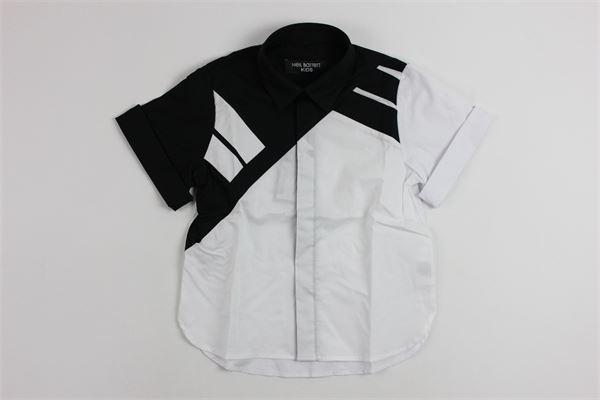 NEIL BARRETT | shirt | 013101BLACK