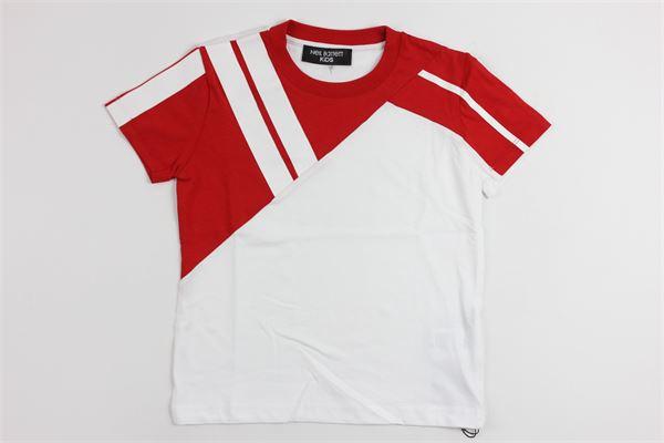 NEIL BARRETT | t_shirt | 013130RED