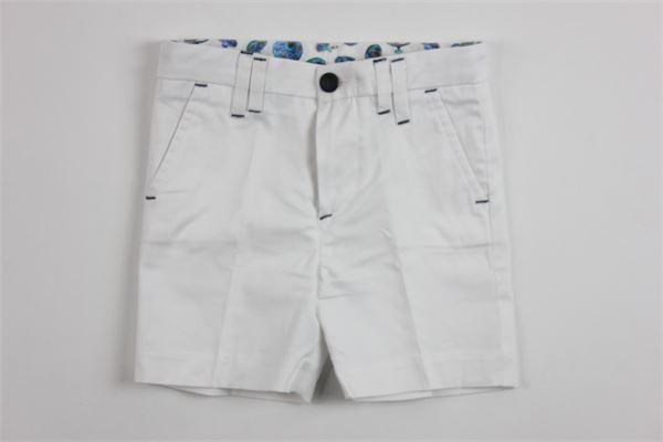 NEILL KATTER | short pant | 04/92540WHITE