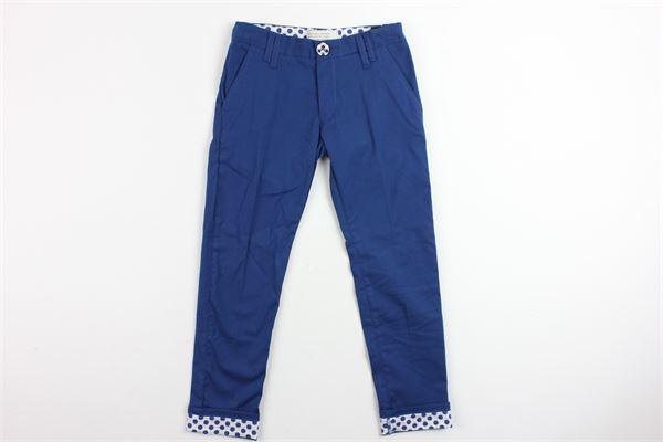 NEILL KATTER | pants | 11340COBALTO