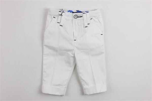 NEILL KATTER | pants | 11631BIANCO